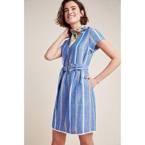New Anthropologie Pilcro Striped Dress by Pilcro